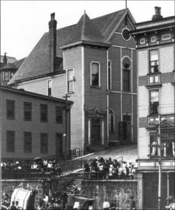 LSPU Hall 1905