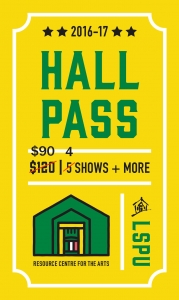 Front Page Hall Pass FOUR shows