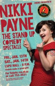 Nikki Payne Poster Vers 2