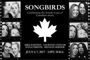 SongbirdsPoster