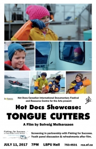 Tongue Cutters Poster