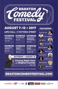 Braxton Comedy Fest