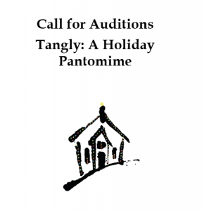 Call for Auditions - Pantomime