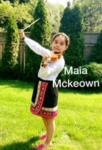 Maia Mckeown