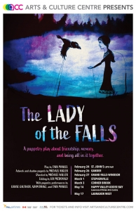Lady of the Falls ACC Poster