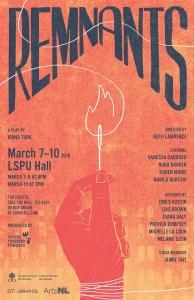 Remnants Final poster