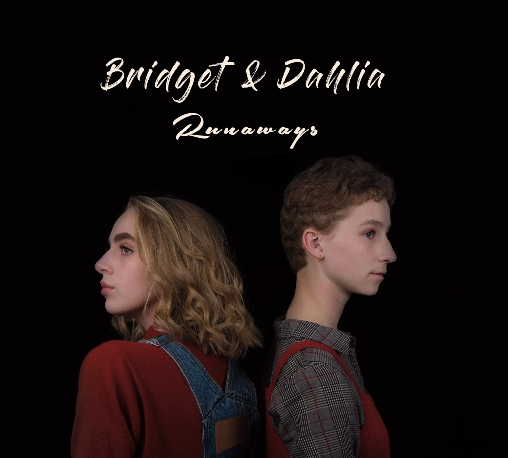 Bridget and Dahlia - Front Cover 1